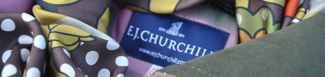 E.J.Churchill Country Clothing Shop