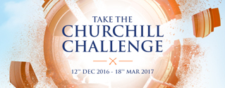 Take the Churchill Challenge